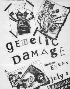 Mabuhay Genetic Damage Flyer