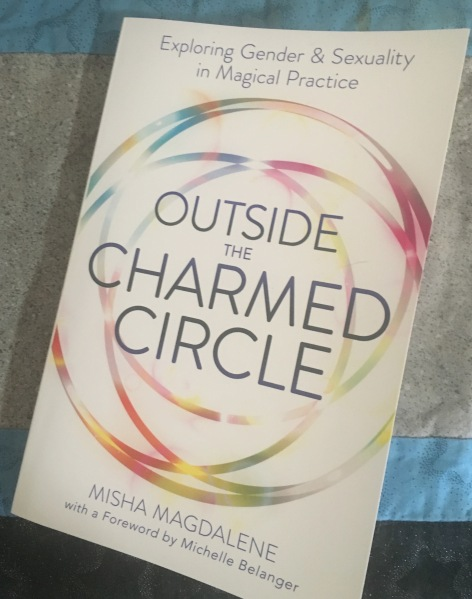 Book cover of Outside the Charmed Circle.